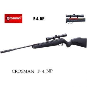 Гвинтівка Crosman F4 NP (RM) scope 4x32